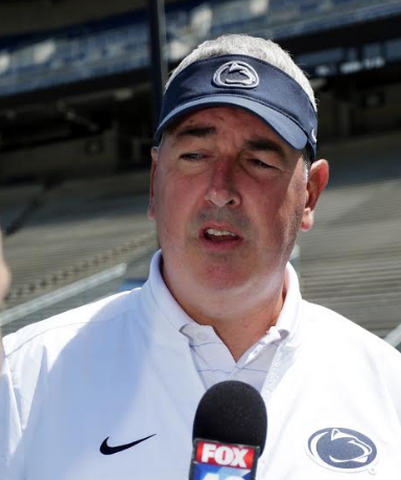 Penn State Football: For Moorhead It's Choice Not Chance